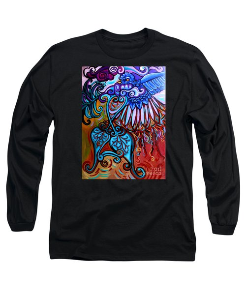 Bird Heart II Long Sleeve T-Shirt