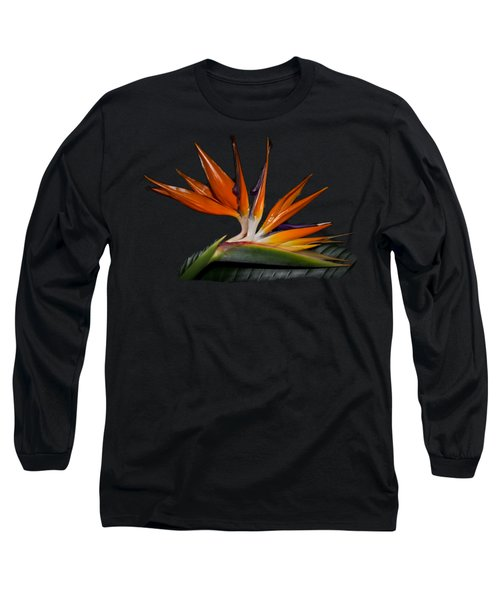 Bird In Paradise Long Sleeve T-Shirt