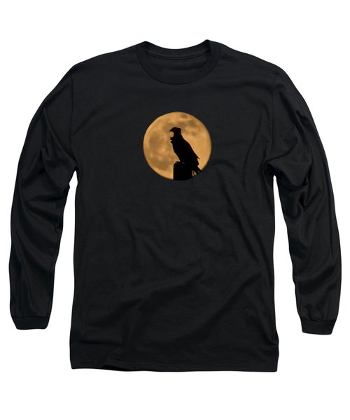Bird Silhouette Long Sleeve T-Shirt