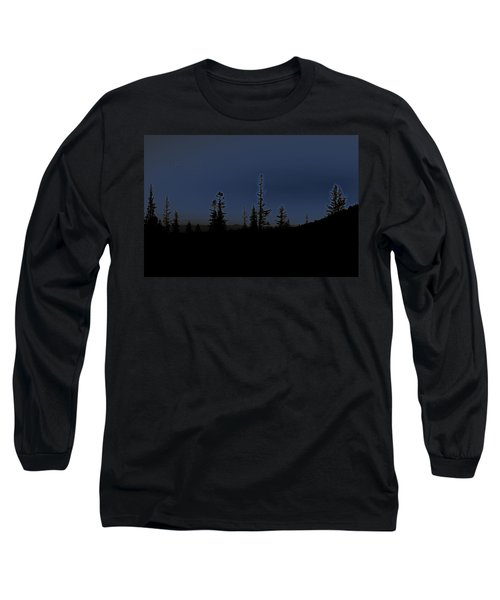 Birds Are Leaving Long Sleeve T-Shirt
