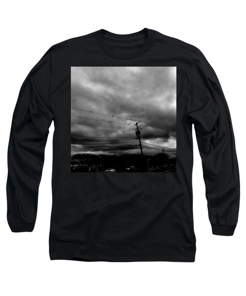 Birds On A Wire 2018 Long Sleeve T-Shirt