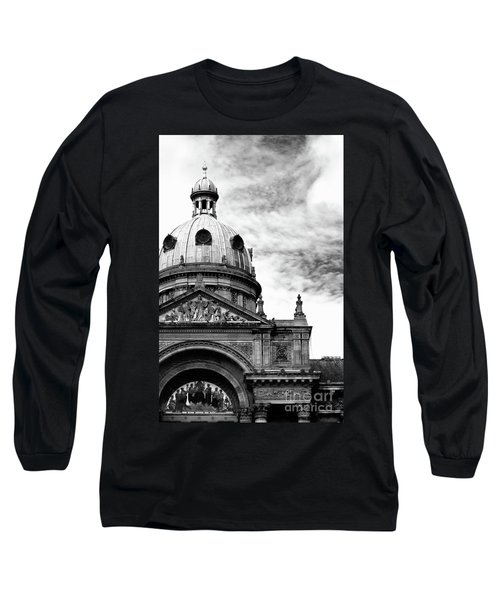 Long Sleeve T-Shirt featuring the photograph Birmingham Council House  by Baggieoldboy