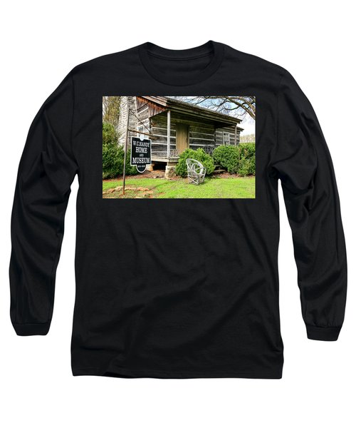 Birthplace Of Wc Handy Long Sleeve T-Shirt