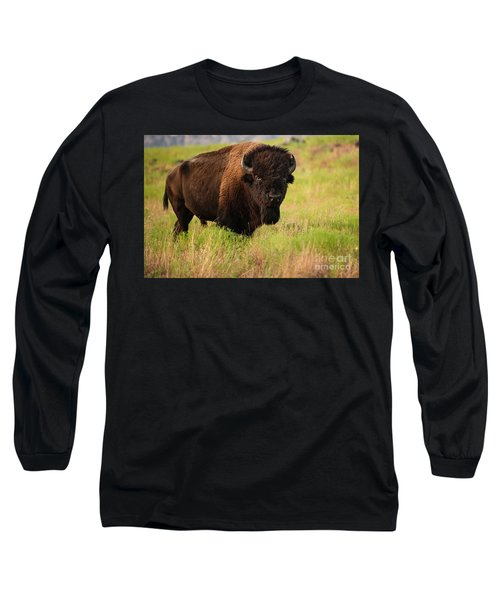 Bison Prime Long Sleeve T-Shirt
