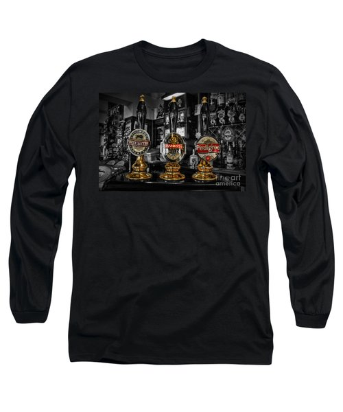 Bitter Than Nothing Long Sleeve T-Shirt