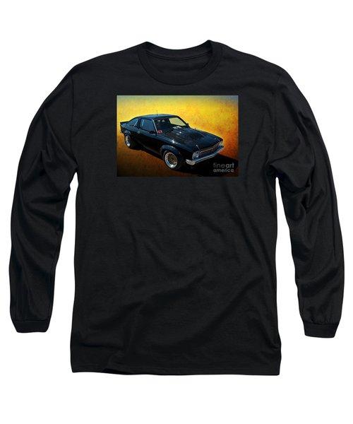 Black A9x Long Sleeve T-Shirt