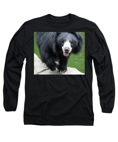 Sun Bear Long Sleeve T-Shirt