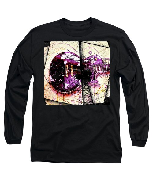 Black Beauty C 2  Long Sleeve T-Shirt by Gary Bodnar