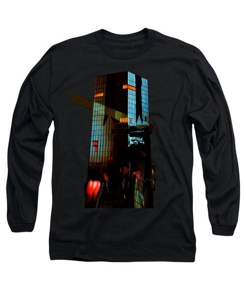 Black Celebration Long Sleeve T-Shirt