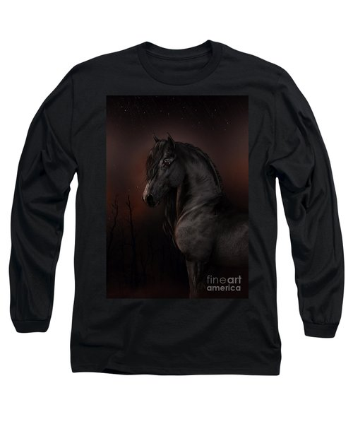 Black Dawn Long Sleeve T-Shirt