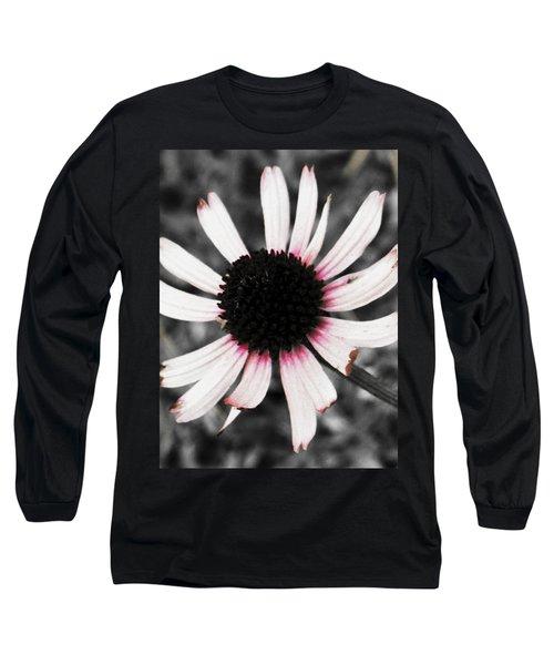 Black Eyed Long Sleeve T-Shirt by Deborah  Crew-Johnson