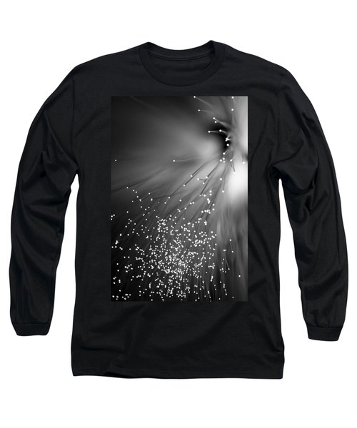 Black Night Long Sleeve T-Shirt