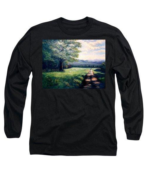 Black Sheep Long Sleeve T-Shirt by Gail Kirtz