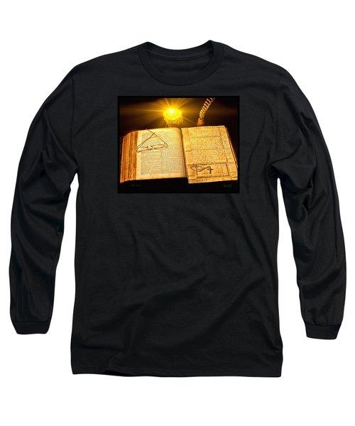 Black Sunday Long Sleeve T-Shirt by Mark Allen
