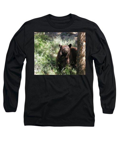 Blackbear3 Long Sleeve T-Shirt