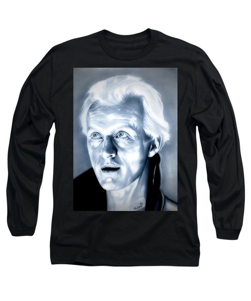 Blade Runner Roy Batty Long Sleeve T-Shirt by Fred Larucci