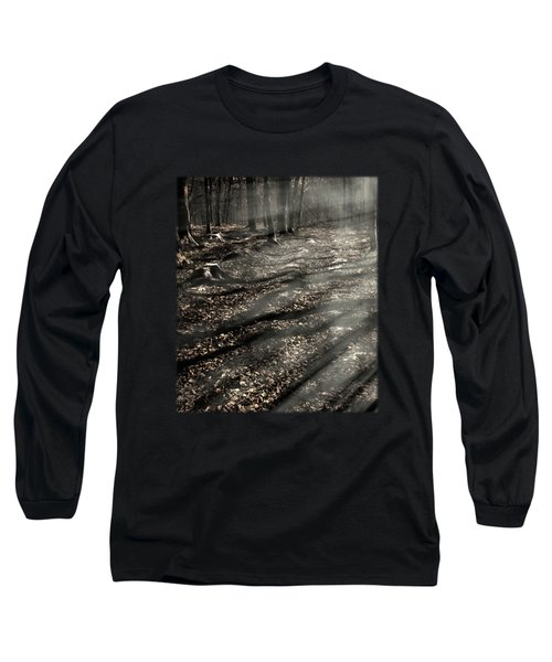Blair Witch Over There Long Sleeve T-Shirt