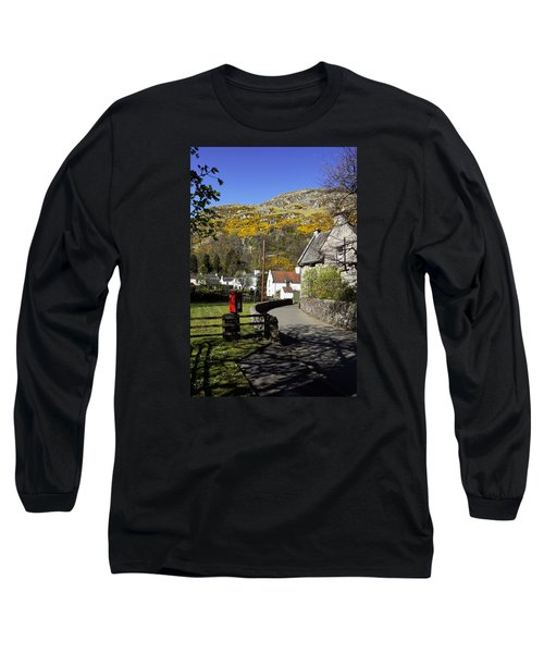 Long Sleeve T-Shirt featuring the photograph Blairlogie by Jeremy Lavender Photography