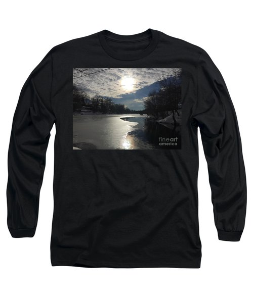 Blanket Of Clouds Long Sleeve T-Shirt by Jason Nicholas