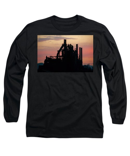 Blast From The Past Long Sleeve T-Shirt