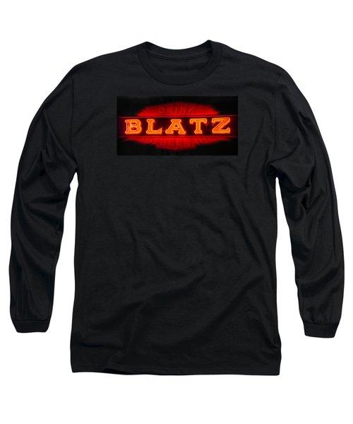 Blatz Beer  Long Sleeve T-Shirt