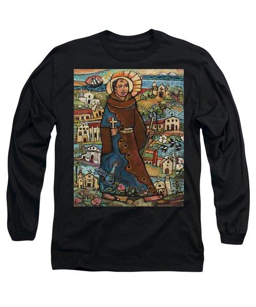 Blessed Junipero Serra Long Sleeve T-Shirt