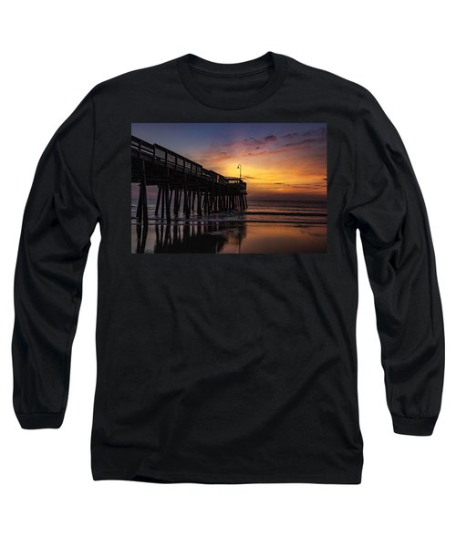 Blood Orange Morn Long Sleeve T-Shirt