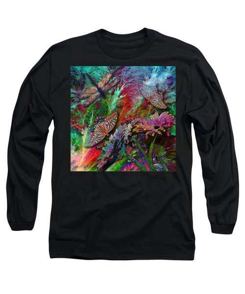 Blooming Color Long Sleeve T-Shirt