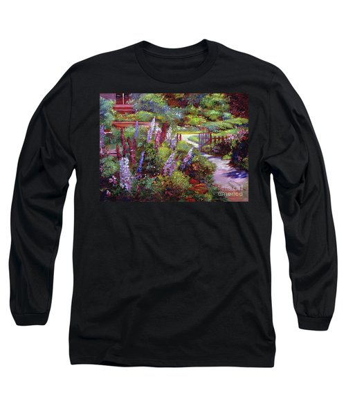 Blooming Splendor Long Sleeve T-Shirt