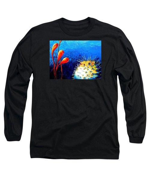 Blow Fish Long Sleeve T-Shirt