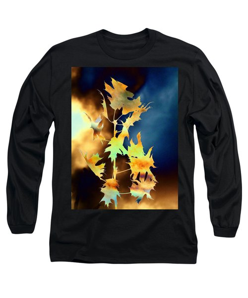Blowin In The Wind II Long Sleeve T-Shirt by Tim Allen