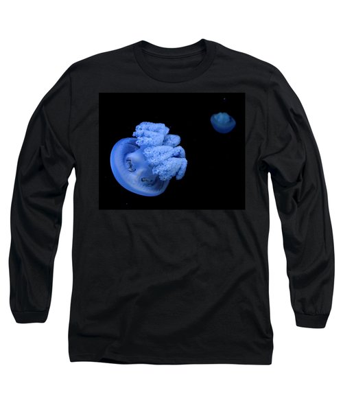 Blue Australian Long Sleeve T-Shirt