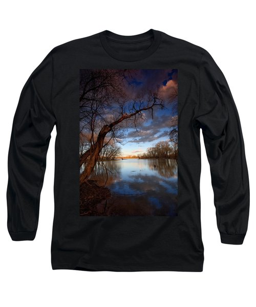 Blue Bayou Long Sleeve T-Shirt