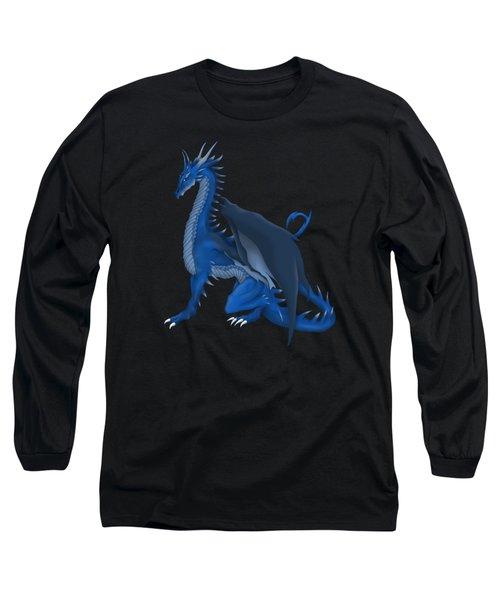 Blue Dragon Long Sleeve T-Shirt