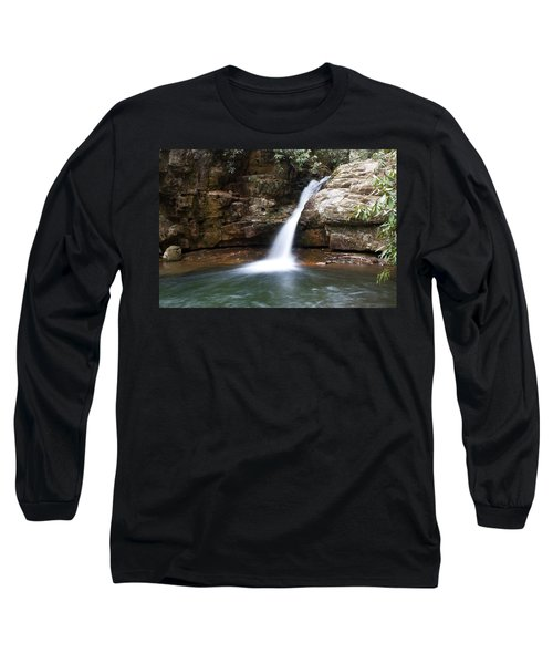 Blue Hole In Spring #1 Long Sleeve T-Shirt