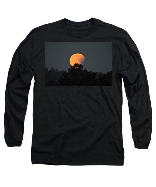 Blue Moon Long Sleeve T-Shirt