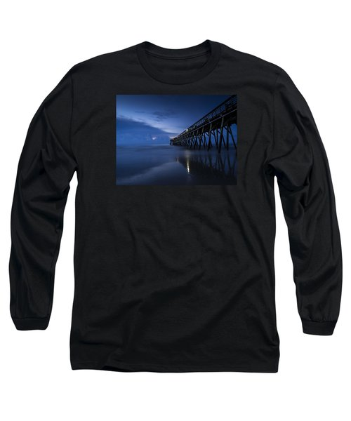 Blue Morning Long Sleeve T-Shirt