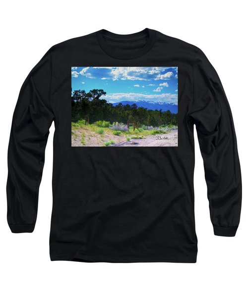 Blue Mountain West Long Sleeve T-Shirt