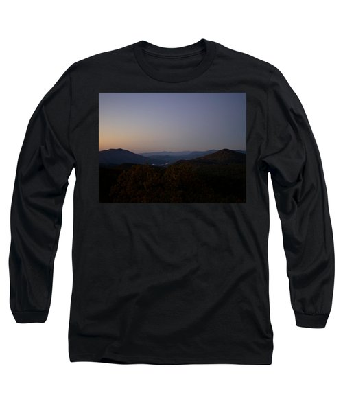 Blue Ridge Dawn Long Sleeve T-Shirt