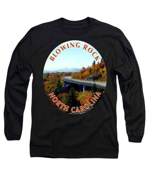 Blue Ridge Parkway T-shirt Long Sleeve T-Shirt