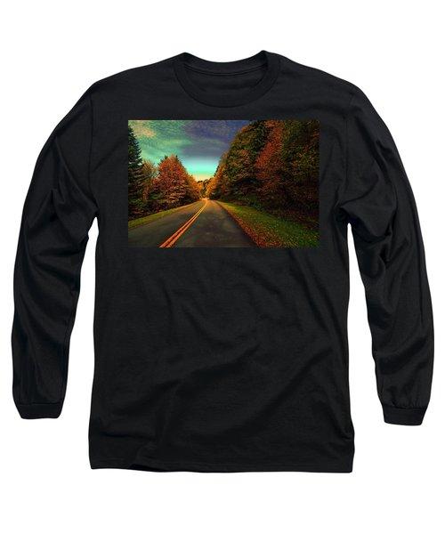 Blue Ridge Pkwy Long Sleeve T-Shirt