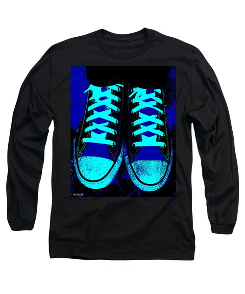 Blue-tiful Long Sleeve T-Shirt