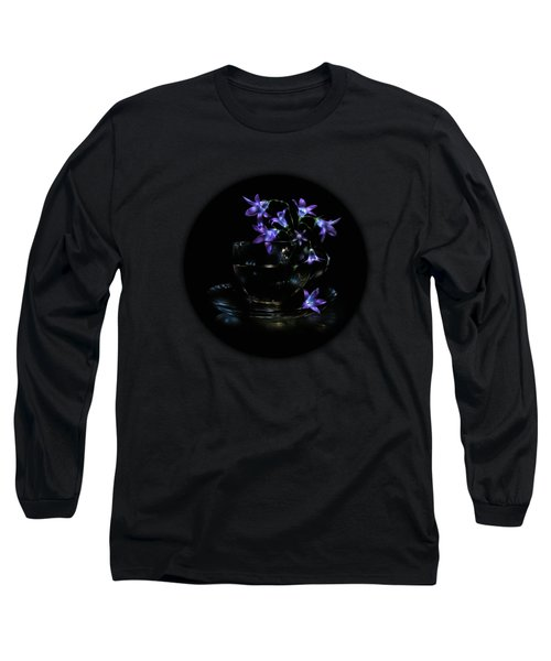 Long Sleeve T-Shirt featuring the photograph Bluebells by Alexey Kljatov