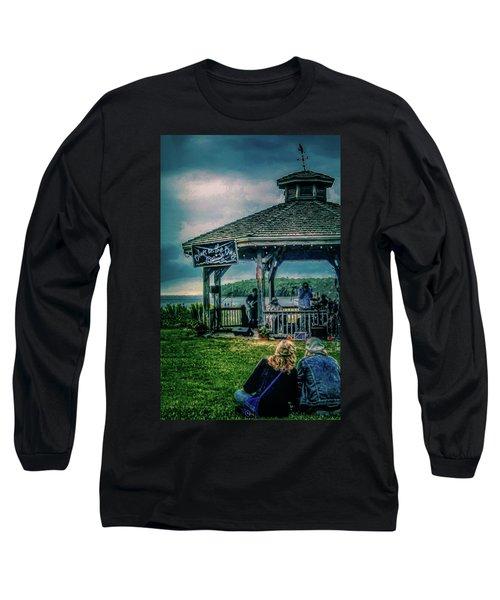 Blues On The Bay Long Sleeve T-Shirt
