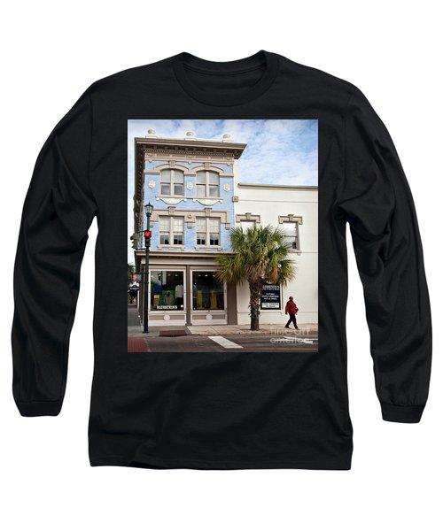 Bluesteins Menswear Charleston Sc  -7434 Long Sleeve T-Shirt