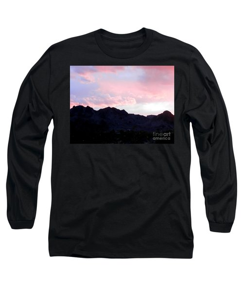 Blushed Moments Long Sleeve T-Shirt