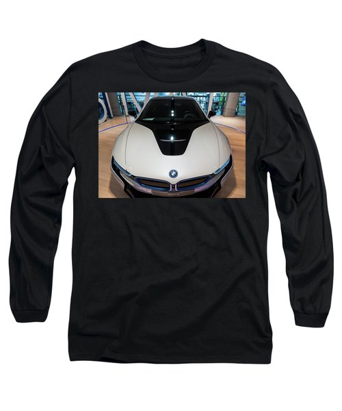 BMW Long Sleeve T-Shirt by Sergey Simanovsky