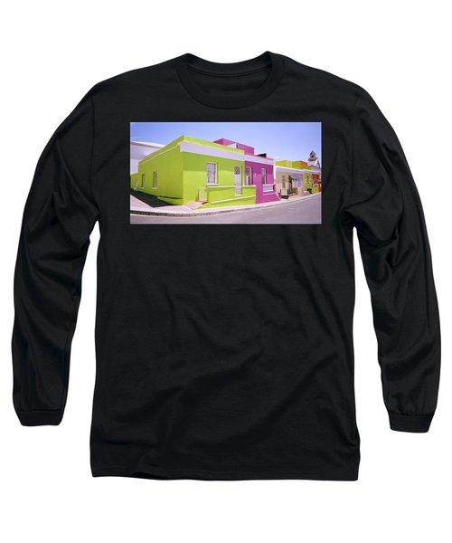 Bo Kaap Color Long Sleeve T-Shirt by Shaun Higson