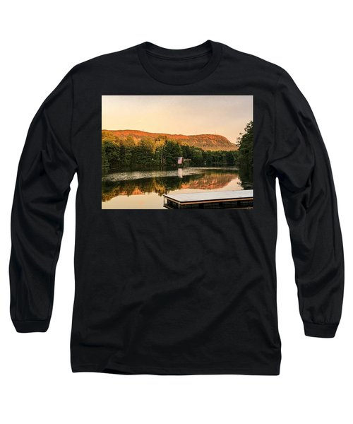 Boardwalk Sunset Long Sleeve T-Shirt