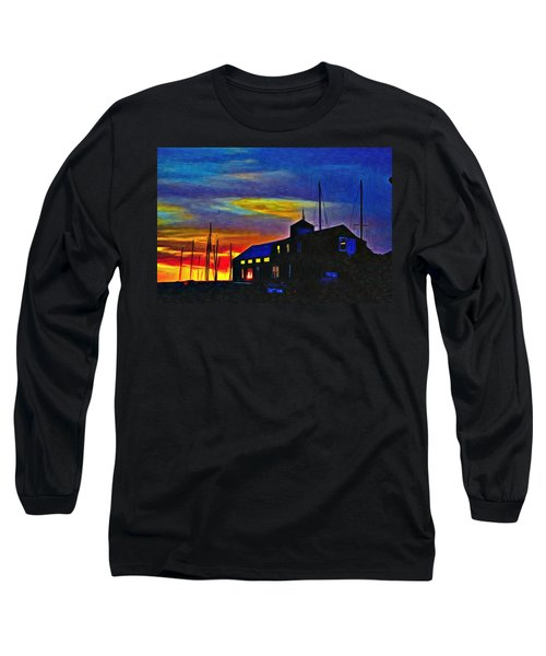 Boat Builder's Dawn Long Sleeve T-Shirt